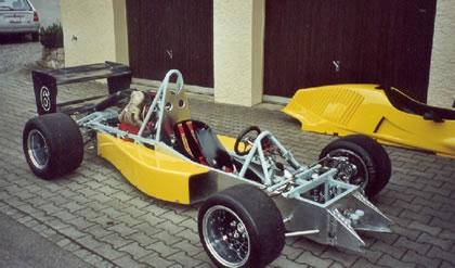 Garage Zur Post Formel Ford 2000